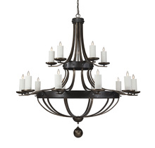Savoy House 1-9544-15-196 - Alsace 15 Light Chandelier
