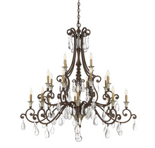 Savoy House 1-3005-20-8 - St. Laurence 20 Light Chandelier