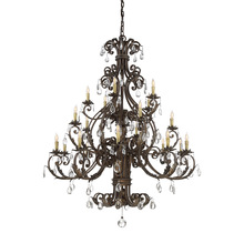 Savoy House 1-5309-20-8 - Chastain 20 Light Chandelier