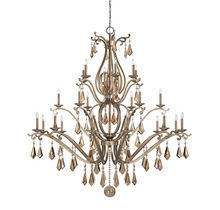 Savoy House 1-8105-24-128 - Rothchild 24 Light Chandelier