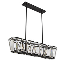 Savoy House 1-900-7-02 - Sardis 7 Light Linear Chandelier