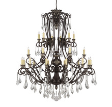 Savoy House 1P-1559-24-8 - Elizabeth 24 Light Chandelier