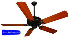 "Craftmade CXL52FB - 52"" Ceiling Fan - Ceiling Fan Motor only - Blades sold separately"