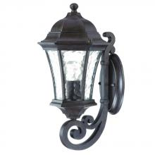 Acclaim Lighting 3601BC - 1-Light Outdoor Black Coral Light Fixture