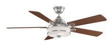 Fanimation FP8274BN - Stafford - 52 inch - BN with CY/DWA Blades and LED